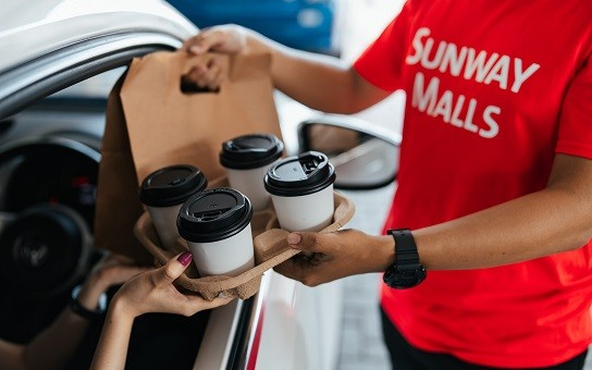 To further expand on the convenience, shoppers who use the 'Order and Collect' service within the first month can enjoy free delivery from 25 June to 26 July 2020 with a minimum spend of RM20, receive 5X Sunway Pals points and RM5 promo code off their bill