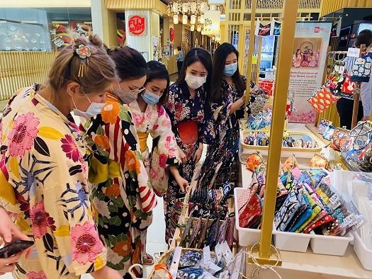 Japanese Bazaar at Tokyo Street