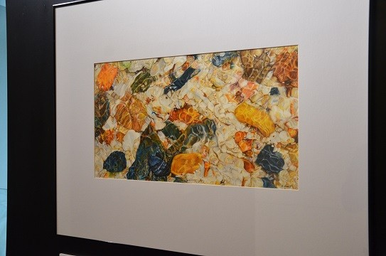 One of Sharon Kow's paintings