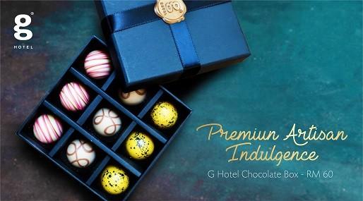 Premium Artisan Indulgence Chocolate Gift Box
