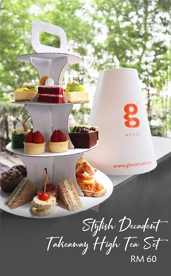 High Tea Takeaway Set G Hotel Penang