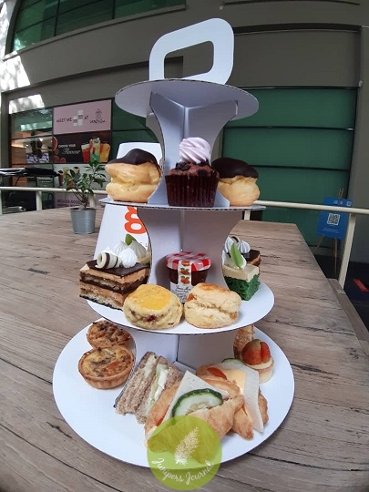 Treat yourself or someone you love to this high tea set from G Hotel Penang