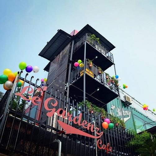 Le Gardenz Café, Seri Kembangan