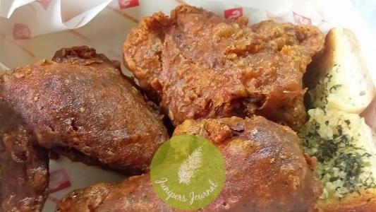 Southern Fried Chicken ultra-crispy