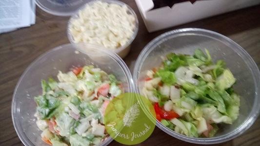 American Salad/Italian Salad