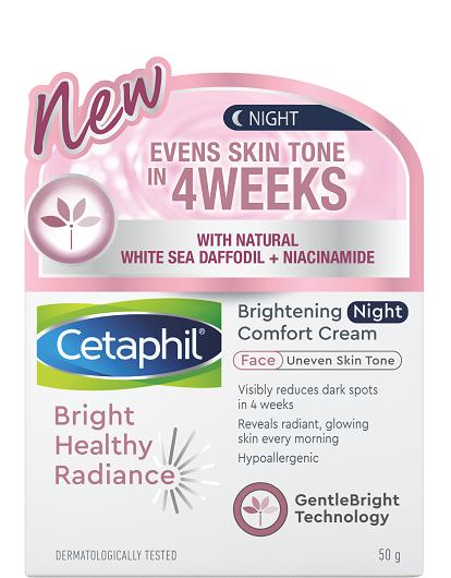 Cetaphil Bright Healthy Radiance Night Cream
