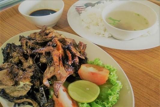 Restaurant Faridah Nasi Ayam & Kambing Bakar