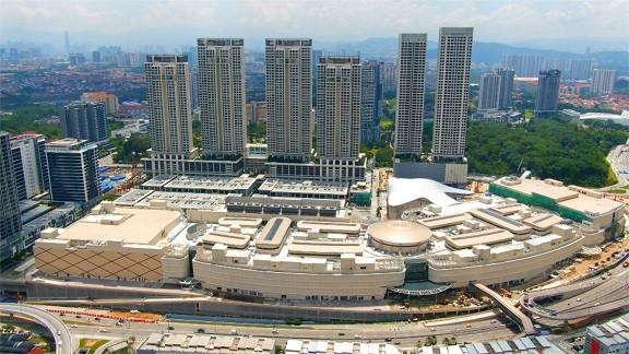 Pavilion Bukit Jalil Overview